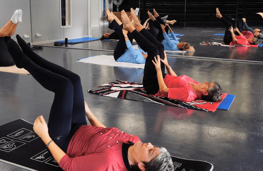Cours de Pilates à Rennes