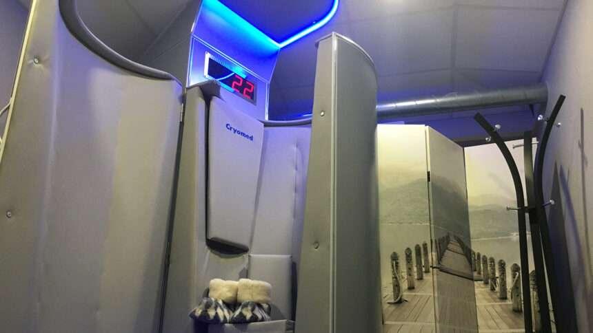 Cryothérapie en cabine individuelle