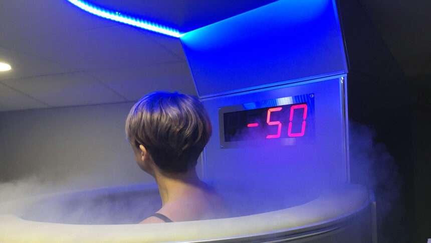 Cryothérapie du corps entier