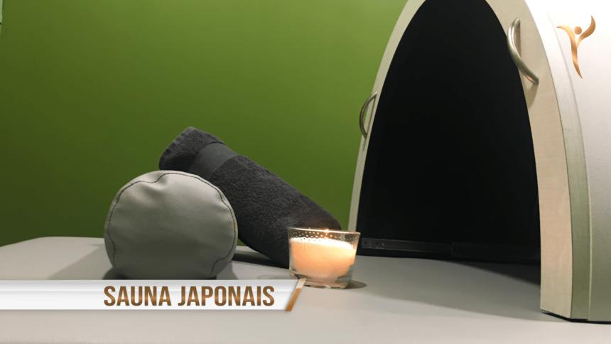 Sauna japonais chez ISTA Noyal-sur-Vilaine