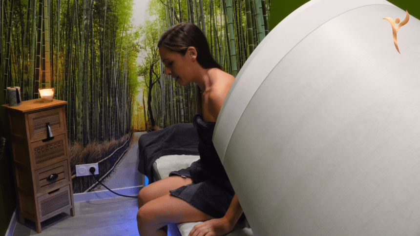 Un sauna japonais près de Rennes